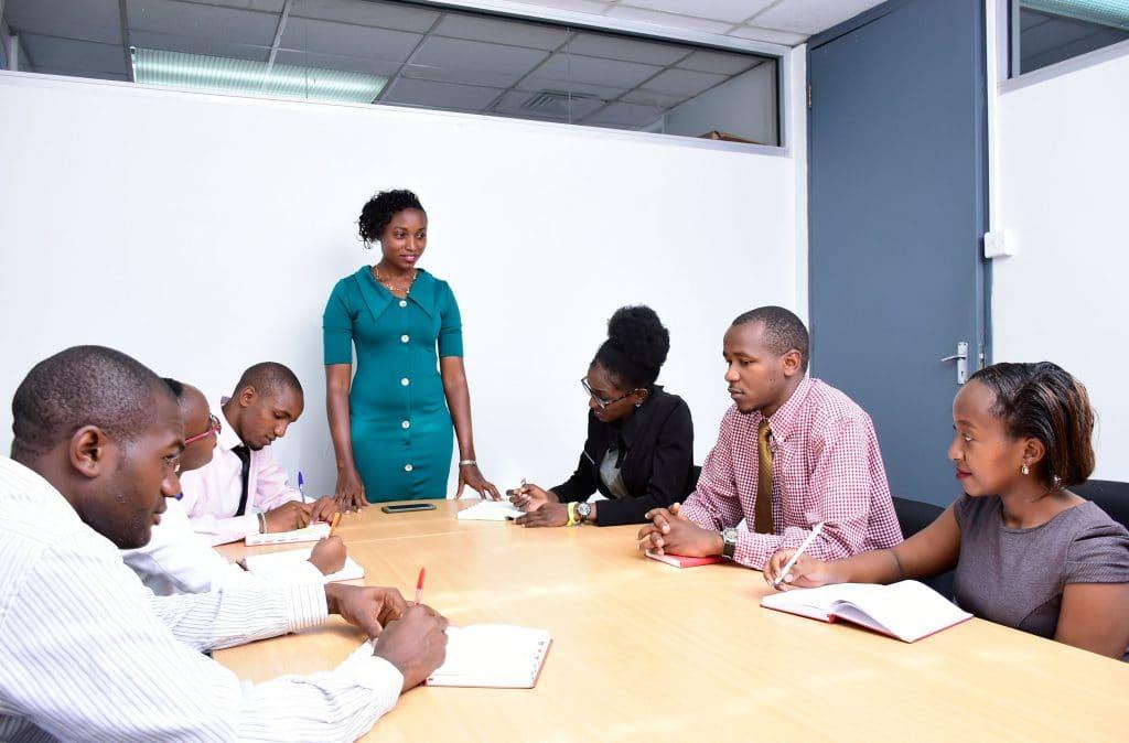 Scribe Registrars Staff meeting