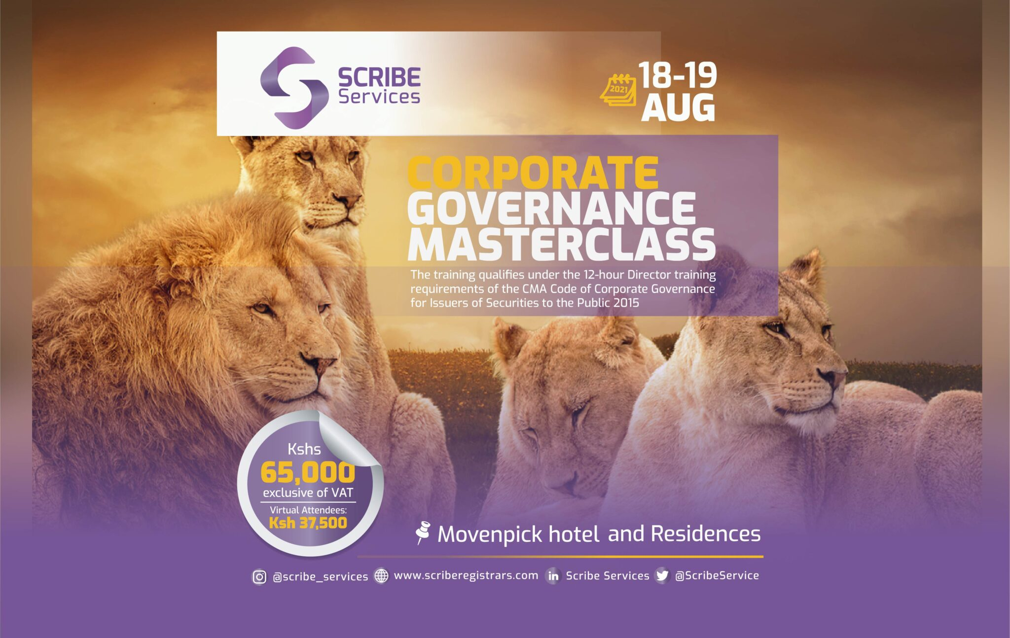 Corporate Governance Training